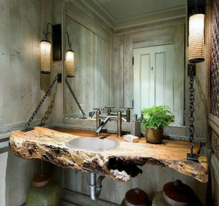 badezimmer ideen für jeden geschmack | rustikales design