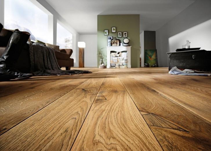 6 Hauptvorteile von Holzböden