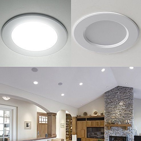 recessed lighting images